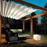 Various Pergola Roof Ideas Make Homes Fantastic   Pergolas / Gazebo