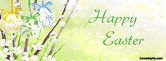 Happy Easter Cover Wallpaper, Facebook Timeline Covers, Fb Covers, Cover Photos, Happy Easter, Poems, Backgrounds, Wallpapers, Spring