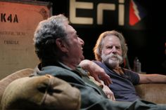 Lib at Large: 'Weir Here,' a Grateful Dead-style talk show from TRI Studios - Marin Independent Journal