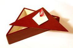 Petites boites de présentation pour bagues ou boucles d'oreilles - Boite à bijoux