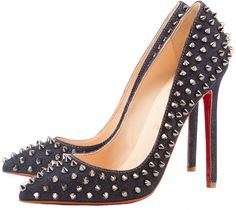 Louboutin Madonna. I just had a shoegasm. GET IN MY CLOSET.