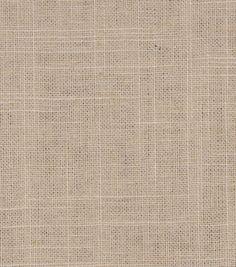 Upholstery Fabric-Robert Allen Linen Slub-LimestoneUpholstery Fabric-Robert Allen Linen Slub-Limestone,