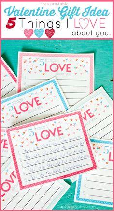 Valentine's Gift ide