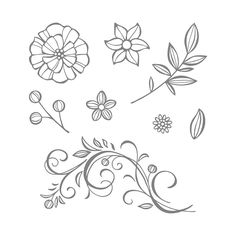 Pootlers Design Team – Falling Flowers Week 1   It's the start of the month and that means a brand new design team for you! I shall let them all introduce themselves to you …