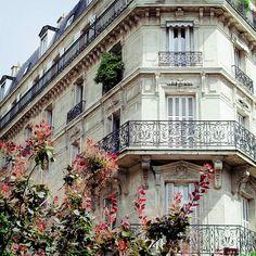 Parisian Architecture  --tisclassy.tumblr.com--