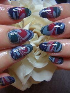 Nail Design Blog of Yuka Maeda gel nail salon Shinsaibashi ManiCloset ★ ★