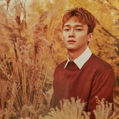 [SCAN] #EXO #CHEN @Nature Republic : LIMITED GIFT - CATALOG