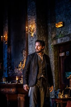 Richard Armitage as Dr. Astrov in Uncle Vanya at the Harold Pinter Theatre, London Richard Armitage, Lauren Bacall, Tumblr, Christian Bale, Paul Newman, Cary Grant, Michael Fassbender, Wedding Humor, I Said