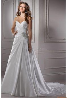 Robes de mariée Maggie Sottero Dixie Symphony