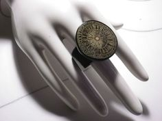 Filz-Ring Eyota von sibea auf DaWanda.com