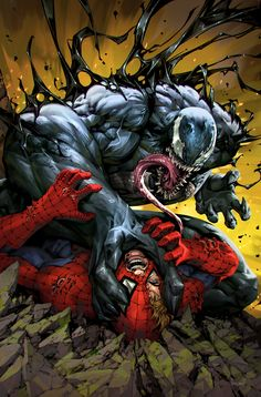 Marvel Comic Universe, Marvel Comics Art, Marvel Heroes, Superhero Wall Art, Spiderman Art, Venom Art, Superhero Characters, Pop Culture Art, Wolverine