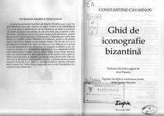 Constantine Cavarnos Ghid De Iconografie Bizant...