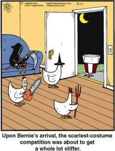 Charmant Halloween Funnies   Costume Party, I Just Love Chicken Jokes   My Favorite  Topic