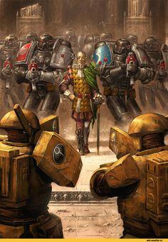 Warhammer 40000,warhammer40000, warhammer40k, warhammer 40k, ваха, сорокотысячник,фэндомы,Imperium,Империум,death watch,imperium tau,Tau Empire,Tau, Тау,Fire warrior