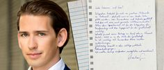 We asked the youngest foreign minister in the EU, Sebastian Kurz, what he thinks newcomers can do to get integrated, besides learning the language. October, Language, How To Get, Learning, Words, Self, Studying, Speech And Language, Teaching