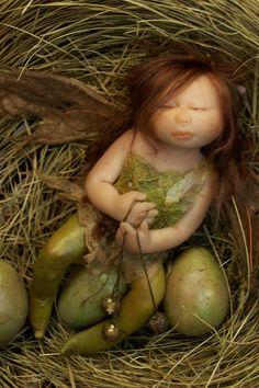 Faerie babies - Ainsley