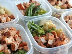 7 Reasons Why Preparing Meals in Advance Is Effective for Weight Loss- I already made my lists!