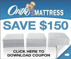 Save $150 at Ortho Mattress.