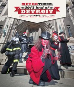 Best of Detroit 2013 - Putting the best to the test with the Nain Rouge