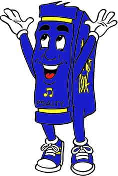 An incomplete childhood is one that missed the joy of Psalty the singing songbook
