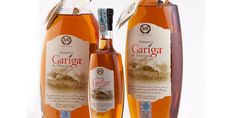 """""""Amaro Gariga di Murgia"""" is a liqueur commonly drunk as an after-dinner digestif made of 43 species of herbs almost completely wild."""