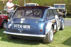SA mini sprint , British Vita hill climber
