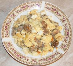 Omelet, Cauliflower, Sausage, Vegetables, Recipes, Food, Omelette, Head Of Cauliflower, Sausages
