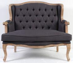 European Love Seat Sofa - Sofas | Interiors Online - Furniture Online & Decorating Accessories