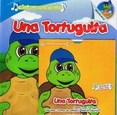 La tortuguita, incluye un Cd con narración y música.