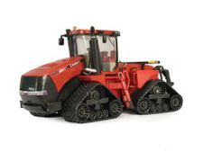 Ertl Collectibles 1:32 Case IH 600 Prestige Quadtrac Tractor by Ertl Collectibles. $39.99. Movable 3-point hitch. Articulating body, movable mirrors. Rear fender and cab lights, warning arm, GPS on cab roof. High level of detail from the front weights to the authentic style rear drawbar. Free rolling tracks. From the Manufacturer                This 1:32 prestige tractor has a high level of detail from the front weights to the authentic style rear drawbar. Fea...