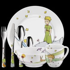 The Little Prince mealtime