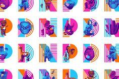 Peru Design Net on Behance Vintage Typography, Typography Logo, Typography Design, City Branding, Branding Design, Logo Design, Packaging Design, Layout Inspiration, Graphic Design Inspiration