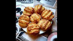 Isteni finom, omlós Sajtos Pogácsa (Gábor a Házi Pék) French Toast, Breakfast, Youtube, Desserts, Food, Tailgate Desserts, Meal, Dessert, Eten