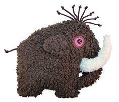 Weiteres - Wärmekissen Mammut - ein Designerstück von PohlArt bei DaWanda
