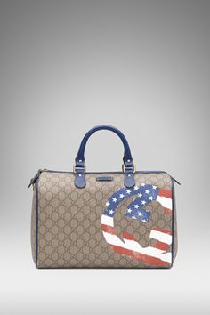 Gucci Does Seriously Good Work With The GG Flag Collection