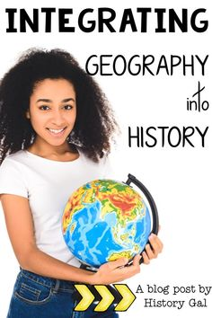 Find out some simple ways to integrate geography into your history class.