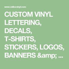 Under Armour Custom Vinyl Graphic Decal Sticker Art By VinylGrafix - Custom vinyl decals lettering for shirts