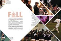 New design layout yearbook ideas Ideas Yearbook Pages, Yearbook Spreads, Yearbook Covers, Yearbook Class, Yearbook Theme, Yearbook Design Layout, Yearbook Layouts, Yearbook Ideas, Design Layouts