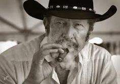 Kinky Friedman. Postmodern noir pun-loving author, stogie smoking, Jameson swilling animal lover, and leader of The Texas Jewboys.
