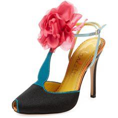 Charlotte Olumpia | amphora T strap sandals