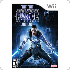 Wii Star Wars The Force Unleashed 2 R$84.90