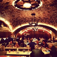 NYC: Grand Central: Oyster Bar