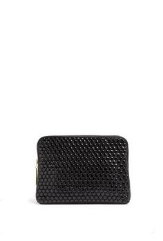 31 Minute Quilted Bubble Zip Pouch by 3.1 Phillip Lim