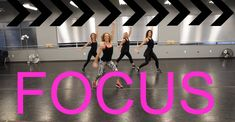"""Focus"" by Ariana Grande. SHiNE DANCE FITNESS"