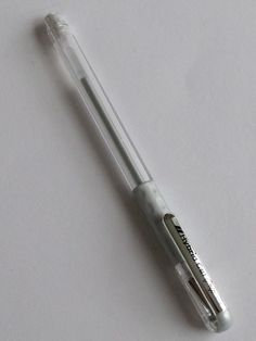 PCA SILVER GEL PEN 0.8mm      Silver Gel Pen from PCA 0.8mm.