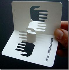Impressive 3D business cards | Vuing.com