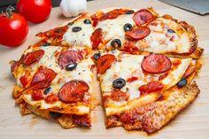 Pizza Quesadillas (a