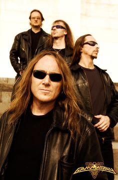 Gamma Ray Metal Band ,Kai Hansen Henjo Richter Dirk Schlachter Dan Zimmermann - 2007 - Land Of The Free II