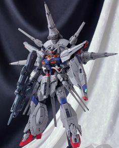 Painted Build: MG 1/00 Providence Gundam - Gundam Kits Collection News and Reviews