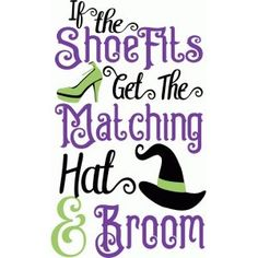 Silhouette Design Store - View Design #95818: if the shoe fit title